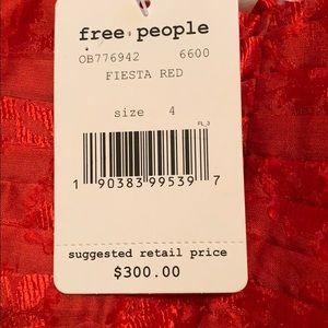 Free People Fiesta Dress